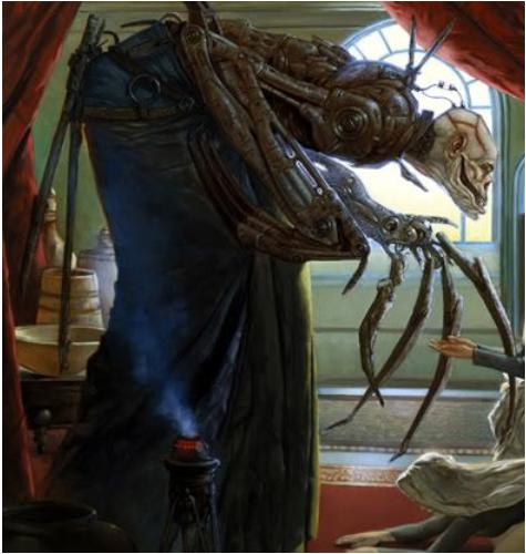 Description des Lieux et monstres présents Jack10