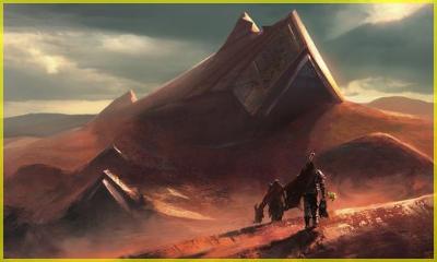 Description des Lieux et monstres présents Pyrami10