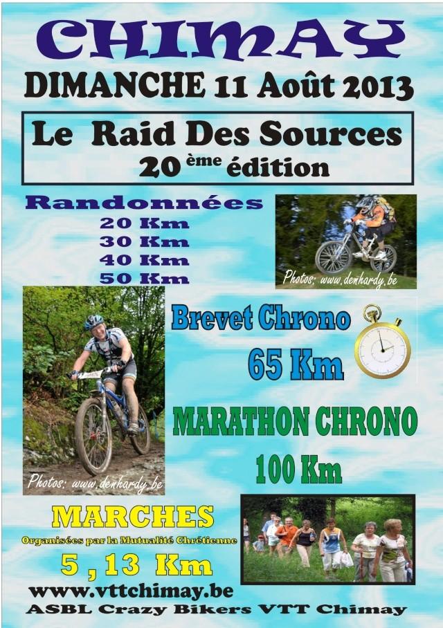 [11/08/2013] 20 ème raid des sources- Chimay (Belgique) Folder11