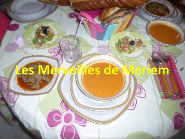 Nos tables du f'tour * Les dîners ramadanèsques* - Page 9 Table_31