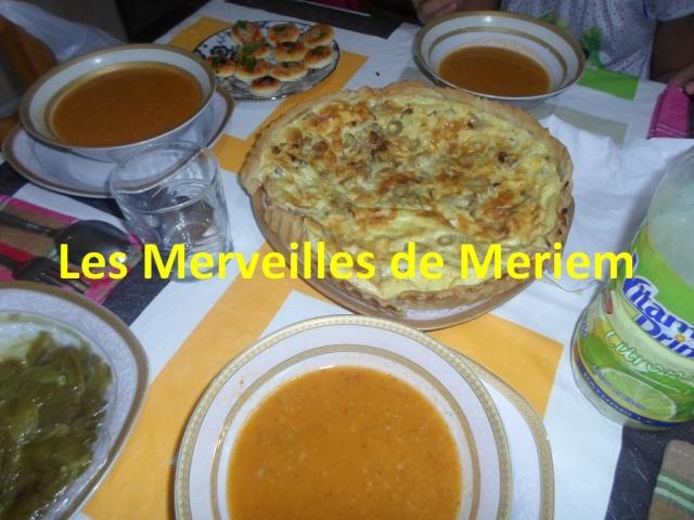 Nos tables du f'tour * Les dîners ramadanèsques* - Page 9 Table_36