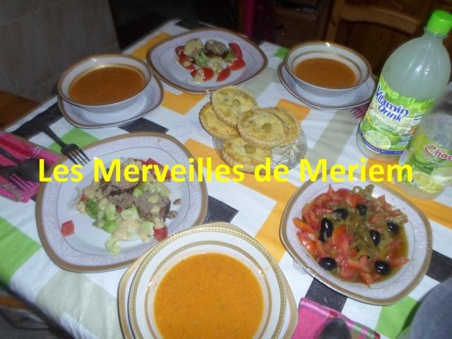 Nos tables du f'tour * Les dîners ramadanèsques* - Page 9 Table_39