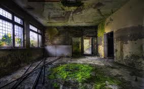 Заброшенное здание 3510