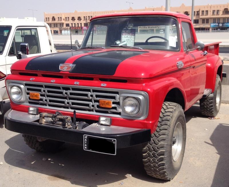 LES 4X4 DE DOHA /QATAR !!!  Ford_210