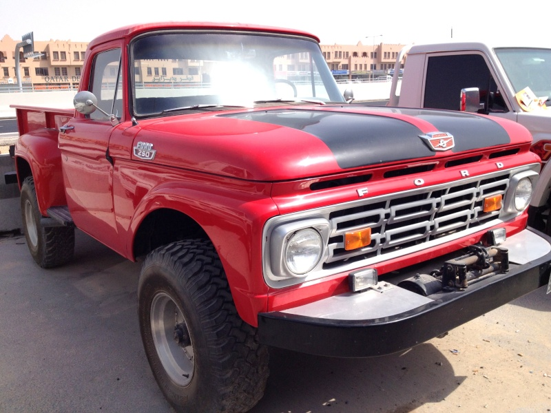 LES 4X4 DE DOHA /QATAR !!!  Ford_216