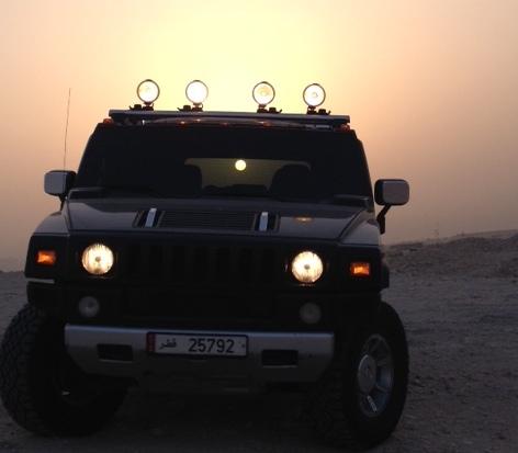 Le soleil est de retour ; Alors sortez votre Hummer et CONCOURS DE PHOTO HUMMERBOX H2-110