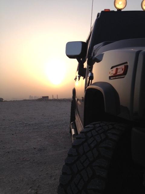 Le soleil est de retour ; Alors sortez votre Hummer et CONCOURS DE PHOTO HUMMERBOX H2-210