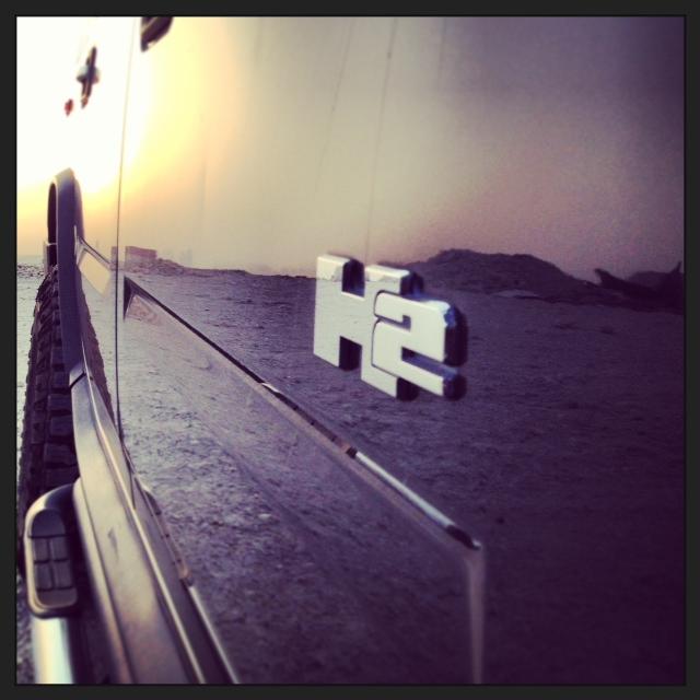 Le soleil est de retour ; Alors sortez votre Hummer et CONCOURS DE PHOTO HUMMERBOX H2-310