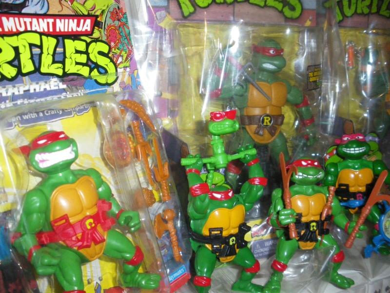 Raffaello in tutte le salse Playmates Ninja Turtles Raph10