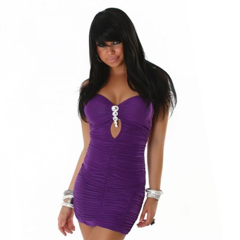 Probation - deuxième partie  (Christina ''Viper'' Denis) South Cicero  Robe-c10