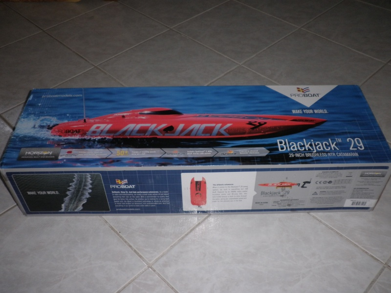BLACKJACK 29 PROBOAT P6251612
