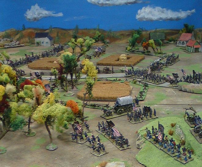 Gettysburg, 150° anniversaire. Gettys12