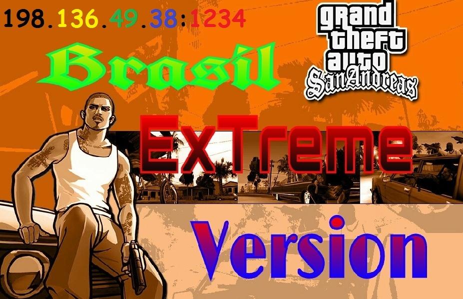 Brasil ExTreme Version