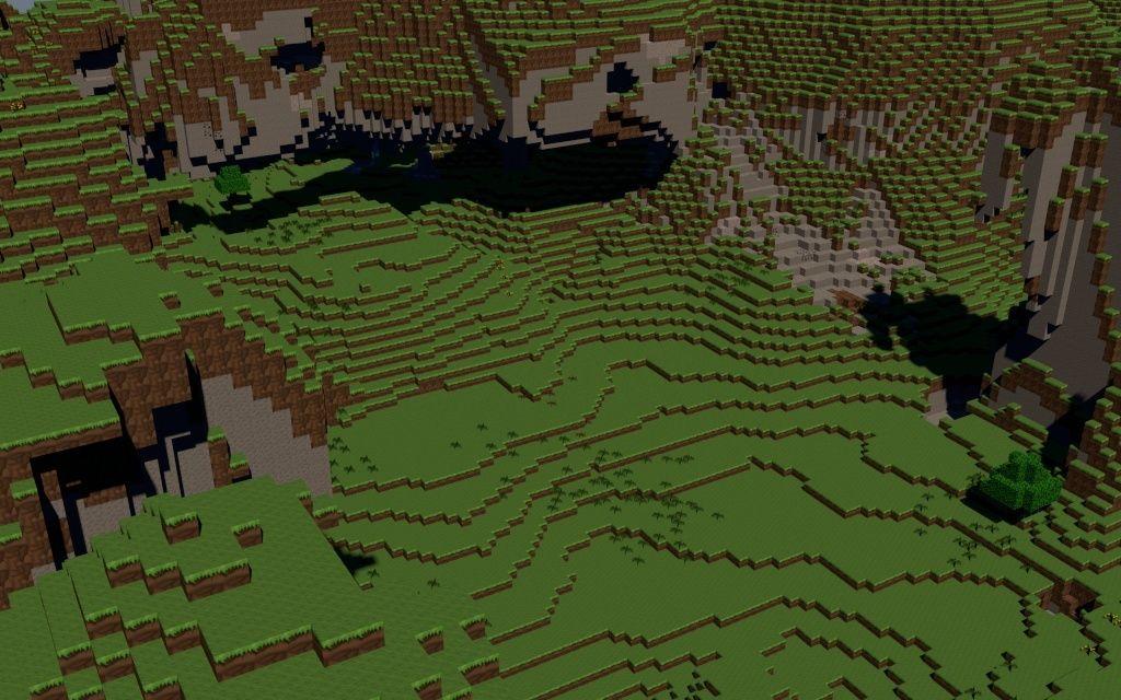 Fond d'écran Minecraft HD à volonté! Melk_310