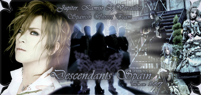Descendants Spain