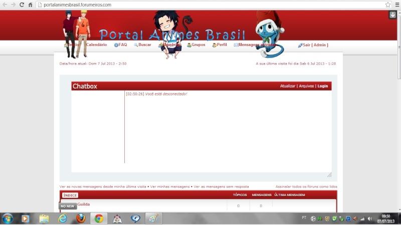 Ajustar ícone do fórum Portal10