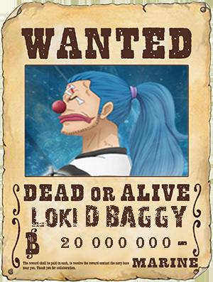 Tableau d'affichage des primes. Wanted10