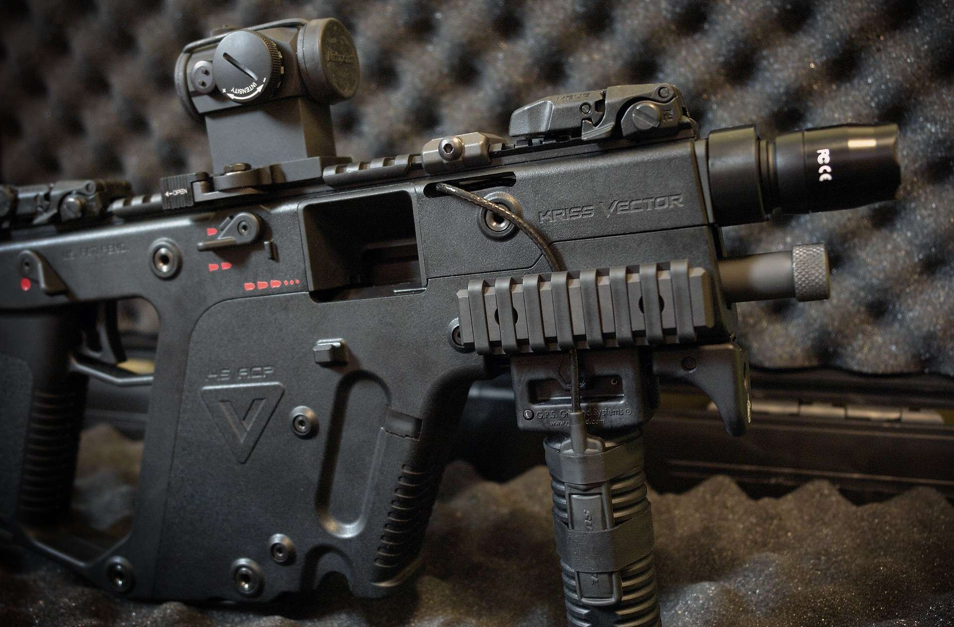 KWA Kriss Vector Accessories & Parts Kriss_20