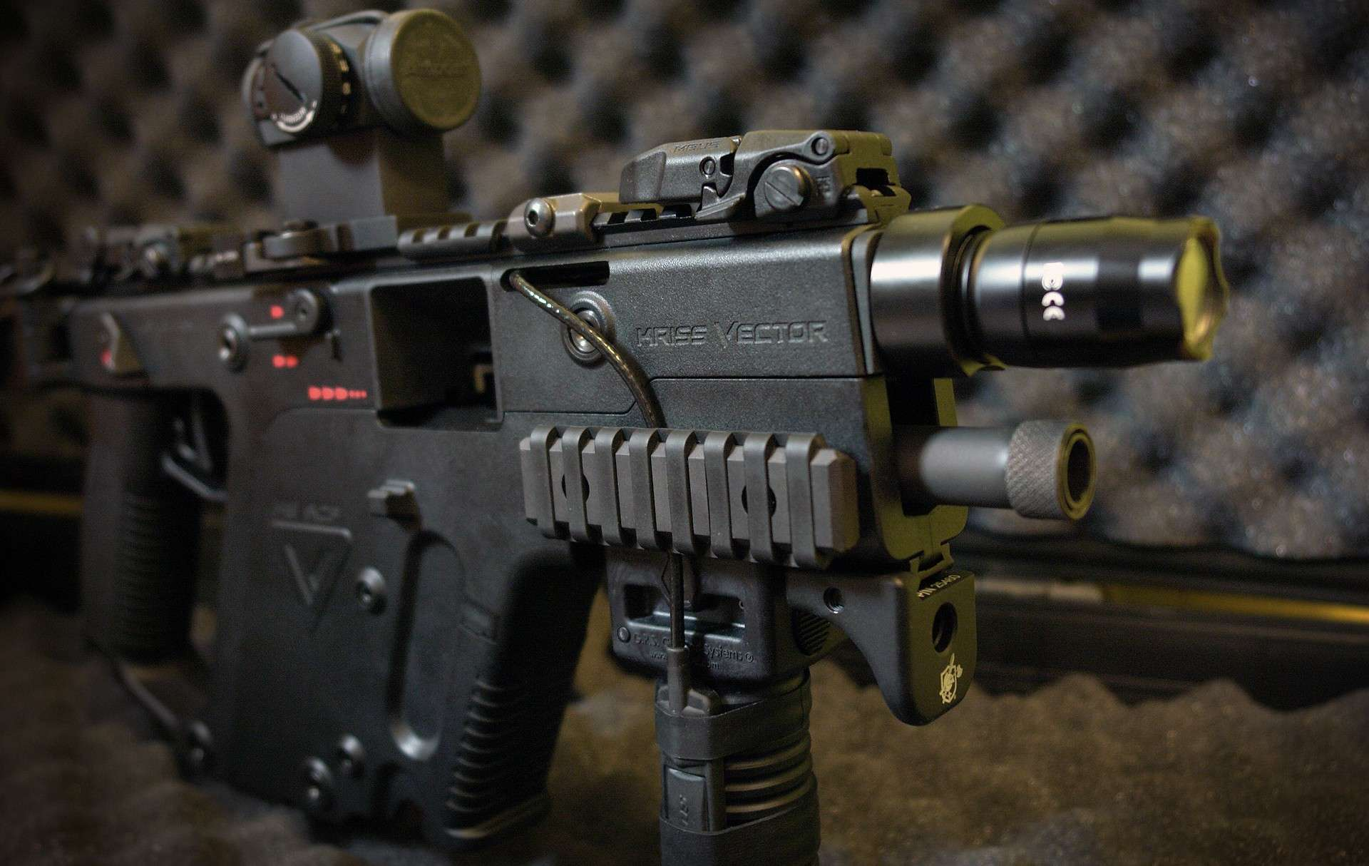 KWA Kriss Vector Accessories & Parts Kriss_21