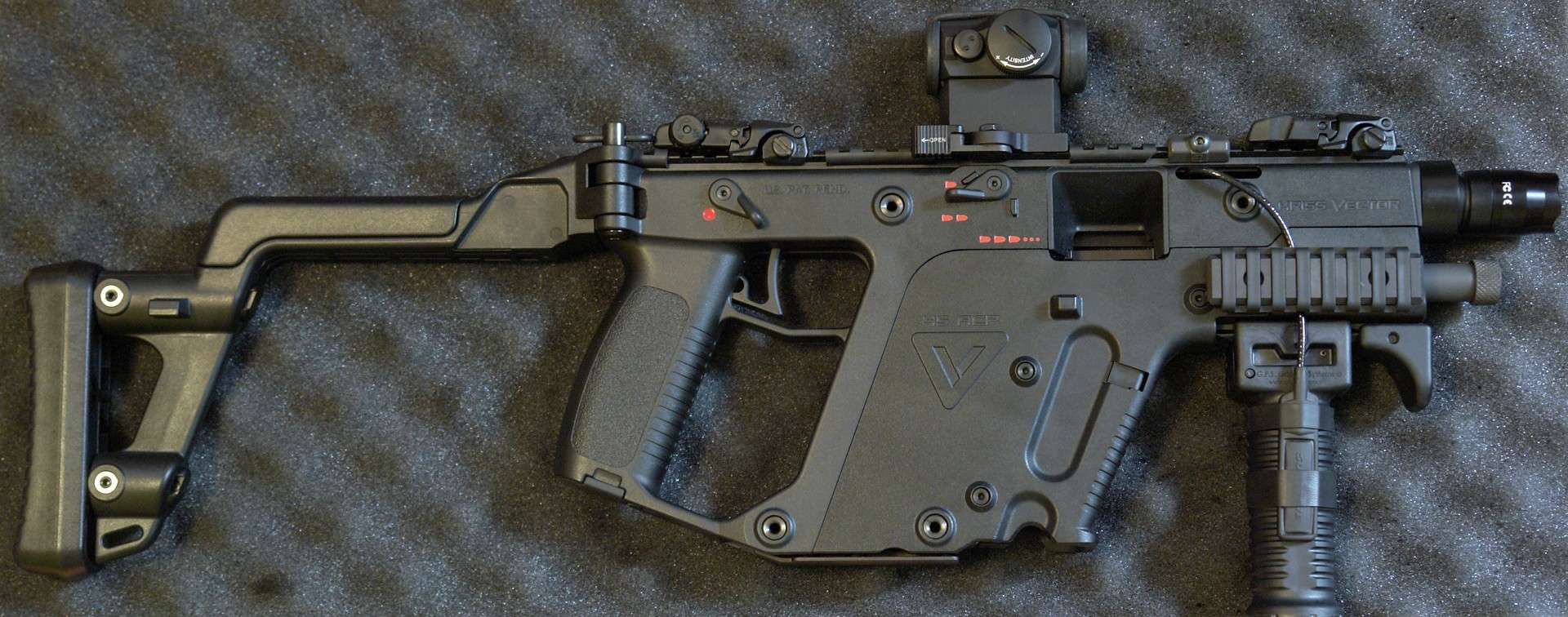 KWA Kriss Vector Accessories & Parts Kriss_22