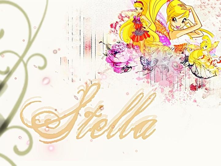 My Winxy Arts :P Stella14