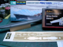 Montage Prinz Eugen au 1/700° Tamiya Pe0110