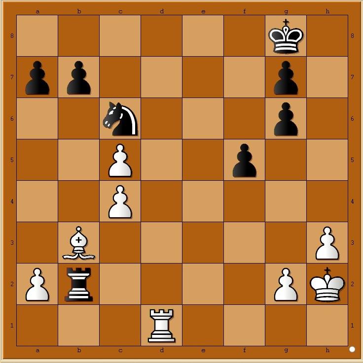 p002 Les Blancs jouent et gagnent. P00210