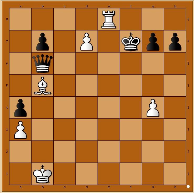 p004 Les Blancs jouent et gagnent. P00410