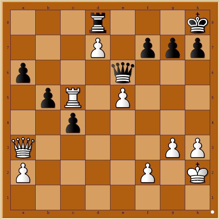 p005 Les Blancs jouent et gagnent. P00510
