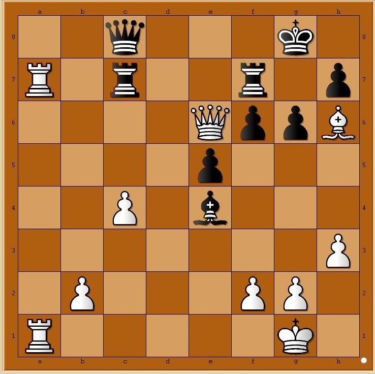 p007 Les Blancs jouent et gagne P00710