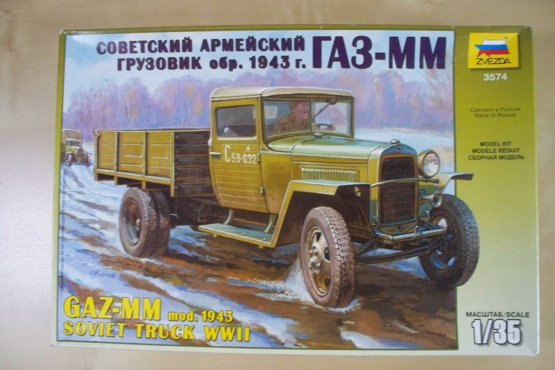 GAZ-MM von Zvezda 101_2919