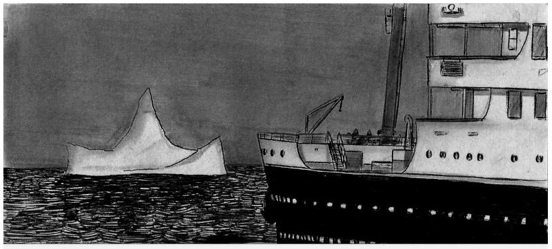 Serie de Dessins sur le TITANIC & ses Sister Ships Plan1110