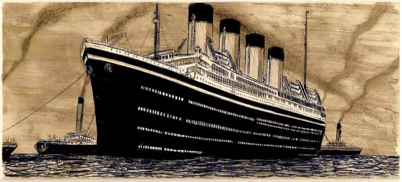 Serie de Dessins sur le TITANIC & ses Sister Ships Plan5_10
