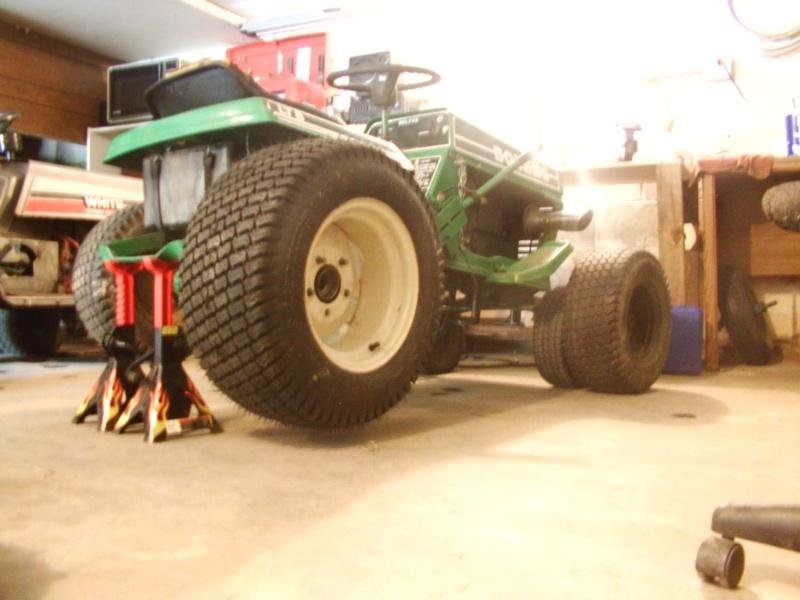 Bolens FMC LT8 lifted tractor Imag0110