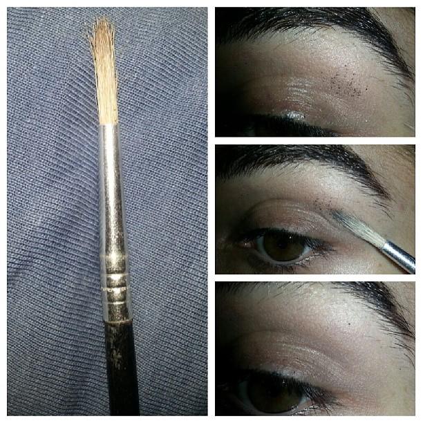 Technique: retirer les accidents du mascara sans gacher son Makeup Aa1f4310