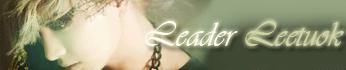 قآئدنآ العظيم ♥   Lee Teuk