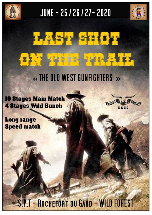Cowboy Action Shooting OLD WEST FRENCH SHOOTERS - Portail Affich16