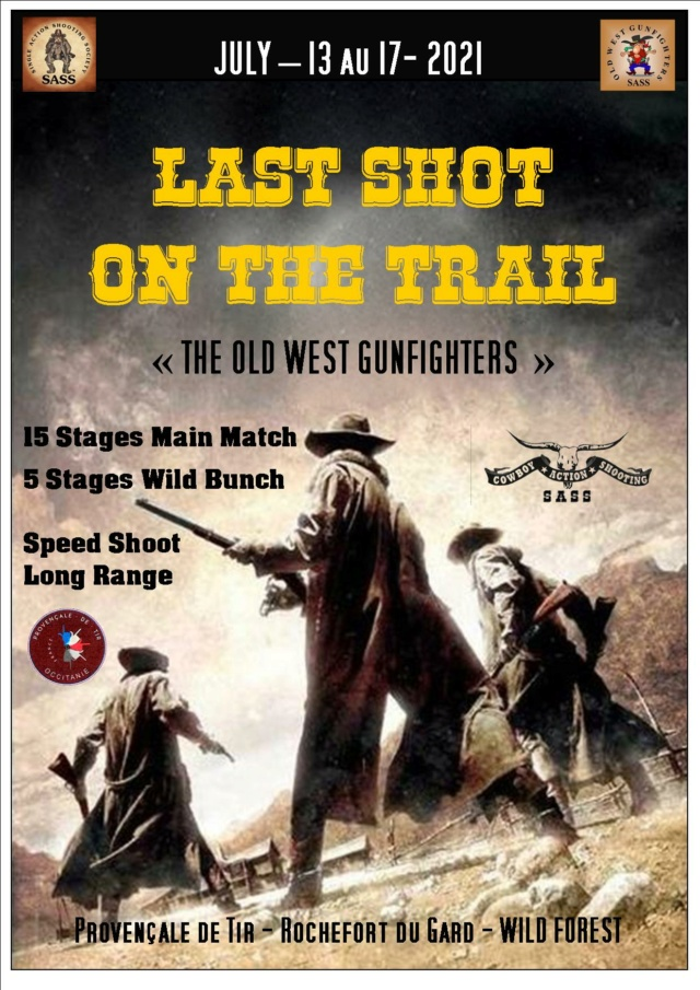 Cowboy Action Shooting OLD WEST FRENCH SHOOTERS - Portail Affich37