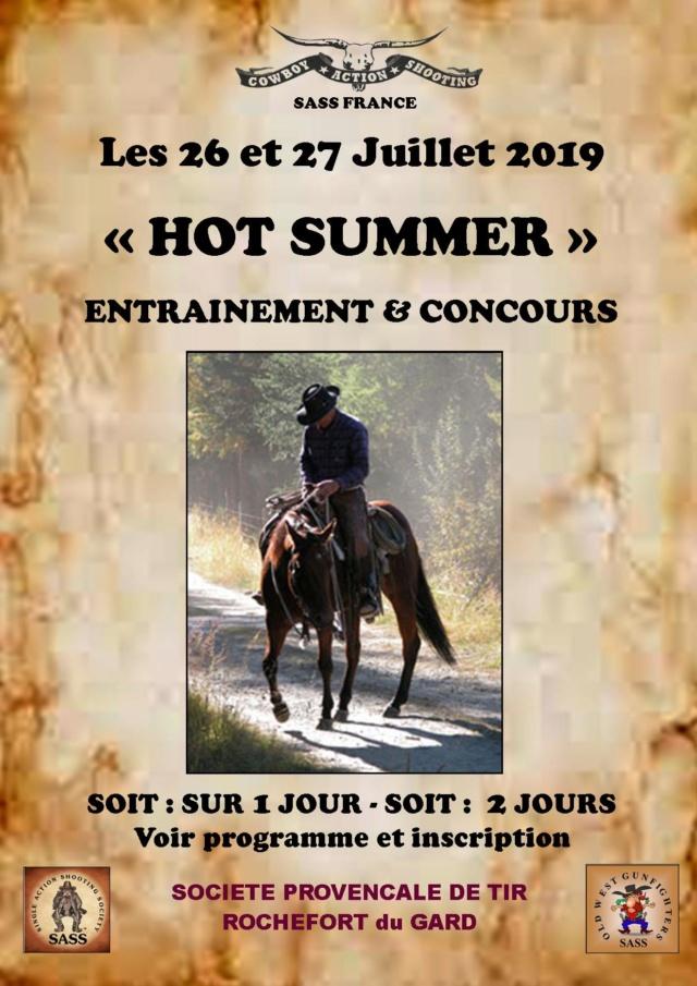 Entrainement - concours à Rochefort Concou23
