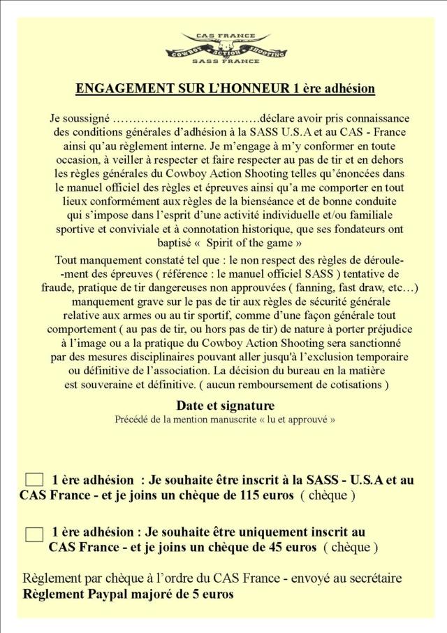 INSCRIPTION SASS - CAS France Insrip13