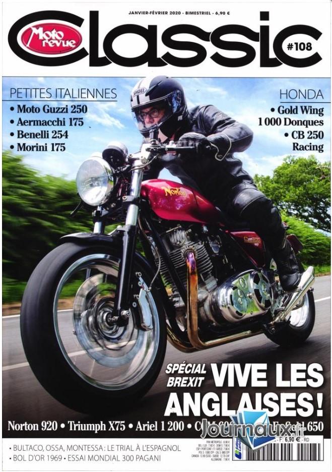 Moto revue Classic  108. Annota65