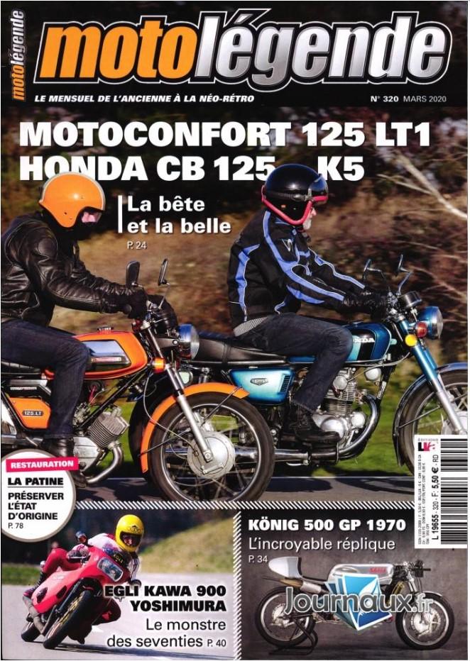 Moto Légende Mars 2020 Annota74