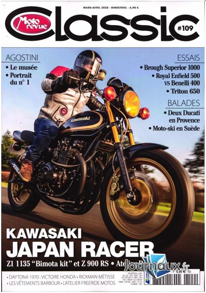 Moto-Revue Classic Mars-Avril 2020 Annota76
