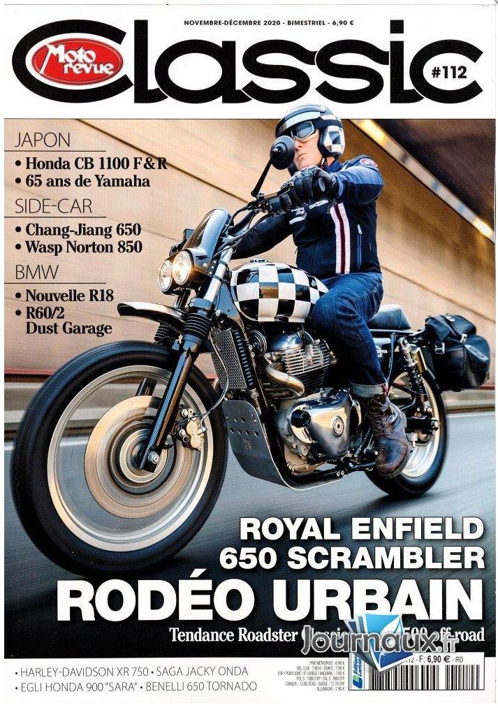 Moto Revue Classic #112 Nov-Dec 2020 Captur12