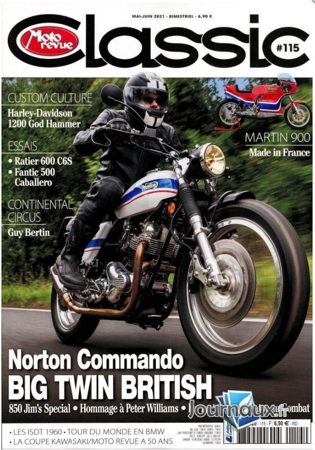 Moto-Revue Classic #115. Mai-Juin de l'An Deux Covidien. Moto_r14