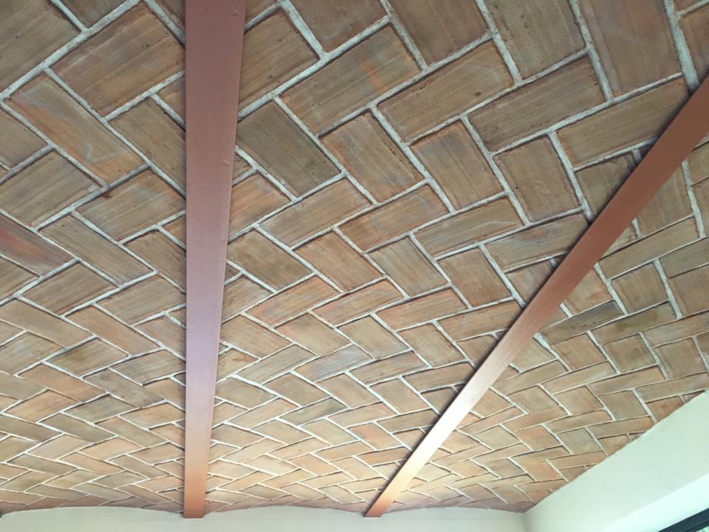 Boveda Ceilings / which bricks  Img_0110