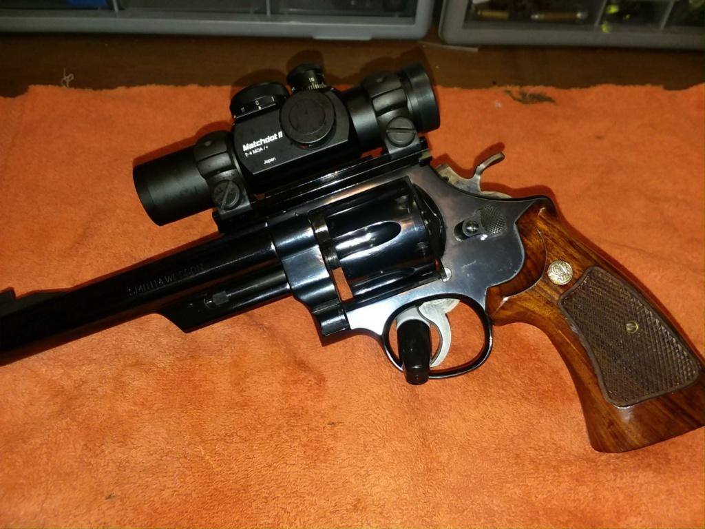 45 ACP Revolver 20180929