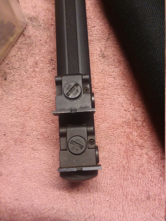 Rear sight 52-2 vs 41 20190316
