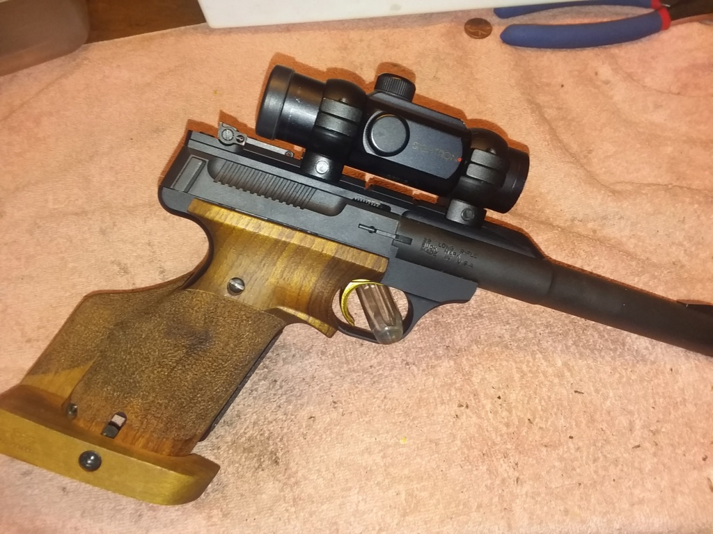 Time for a new gun???? 20190339