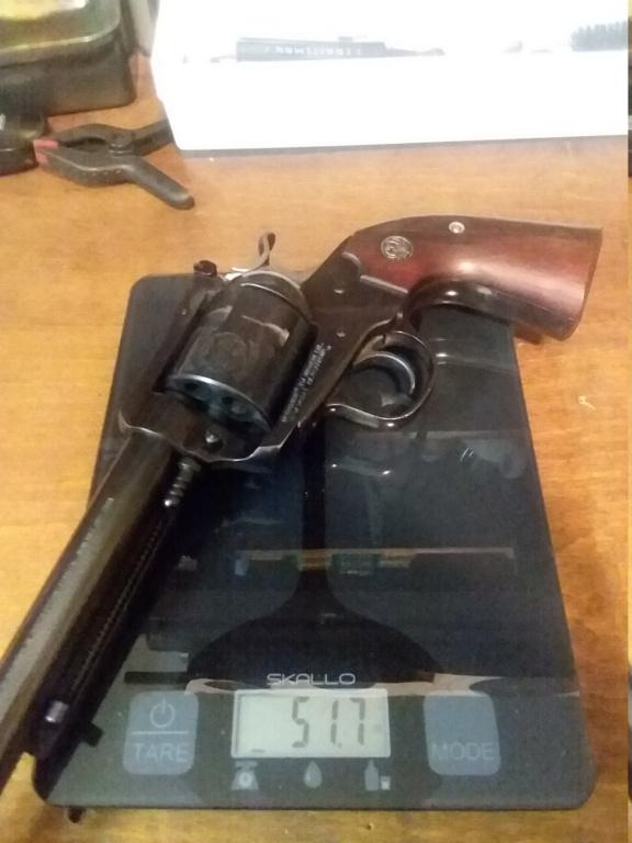 WANTED: SA bullseye revolver 20190340